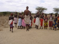 Highlight for Album: Kenya Safari and Beach Resort Holiday October 2005.