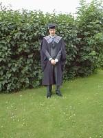 Highlight for Album: Kieren's Graduation - July 2000