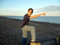 Highlight for Album: Pevensey Bay, East Sussex - 7th August 2008