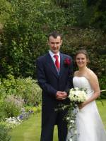 Highlight for Album: Andrea's and Phillip's Wedding - 12th July 2008