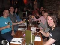 Highlight for Album: Lars' Birthday Dinner - 27th August 2009