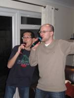 Highlight for Album: Oh no...not more SingStar fun? ... oh and Jenga! (31st May 2010)