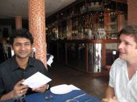 Highlight for Album: Nagesh's Leaving Lunch (30th July 2010)
