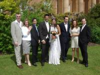 Highlight for Album: Reena and Vish's Big Day (Part 1) - The Civil Ceremony - May 2007