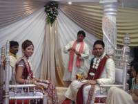 Highlight for Album: Reena and Vish's Big Day (Part 2) - The Indian Wedding - August 2007