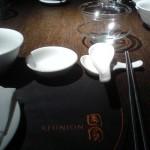 Reunion Restaurant - Placemat Setting