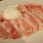 Proscuitto di Parma & Bufala Mozzarella