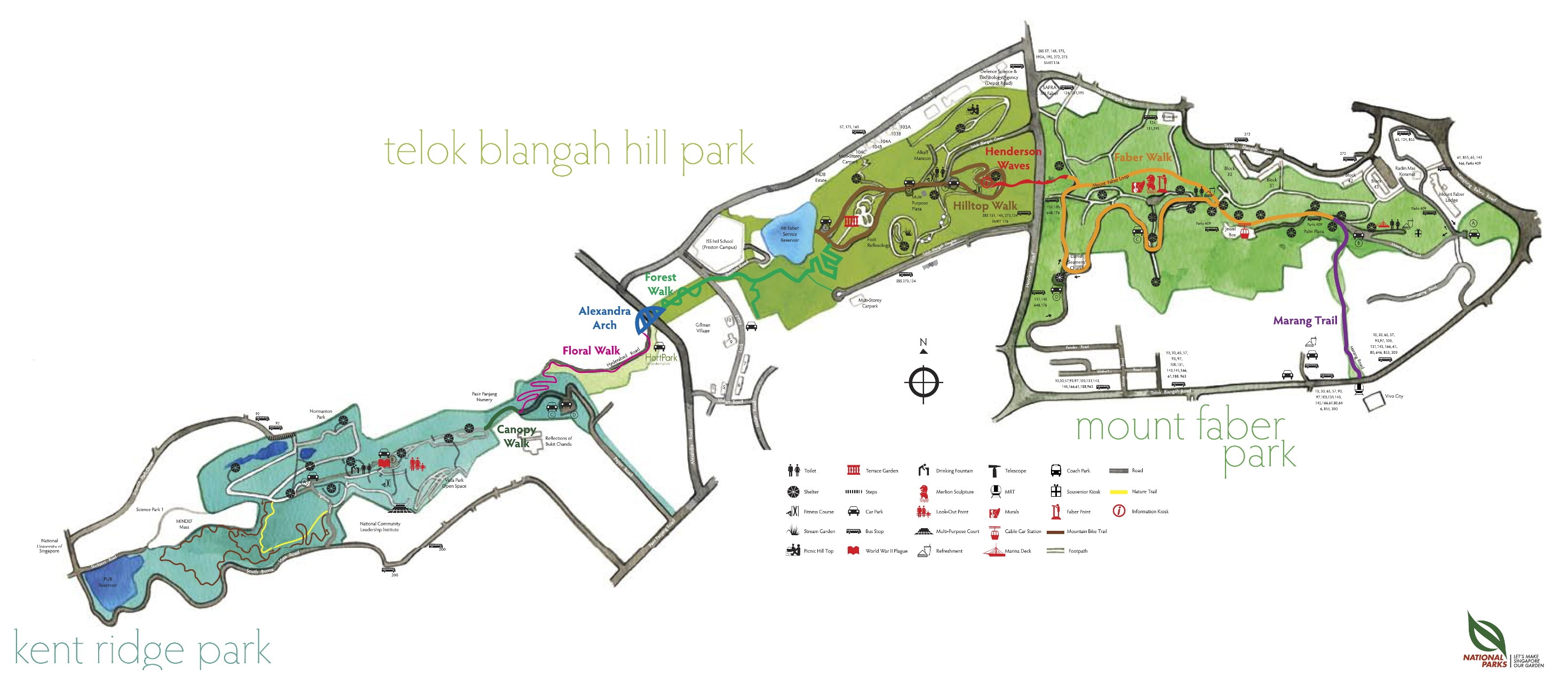 Nature Trail – aka Walking Exercise | Brigatti Online – My ...