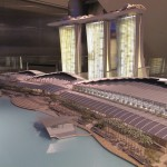 The Model Version of Marina Bay Sands