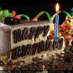 My 32nd Happy Birthday - yay!