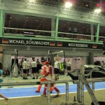 The Mercedes Garage...