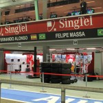 The Ferrari Garage...