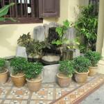 A nice fountain