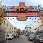 Jonker Walk - the street during the day looks like a normal street!