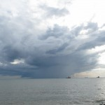Storm Clouds over the Melaka Straits