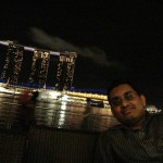 Amar and the 'wonky' Marina Bay Sands