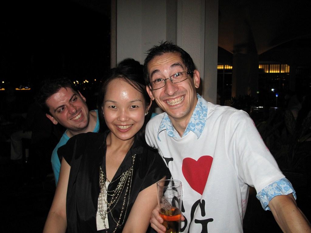 Brilliant Steve in the backdrop :) Love it!