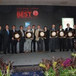 Singapore Tatler Best Restaurant Guide 2011 Award Winners
