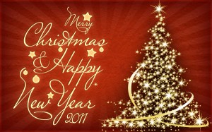 Merry Christmas 2011 - Happy New Year 2012