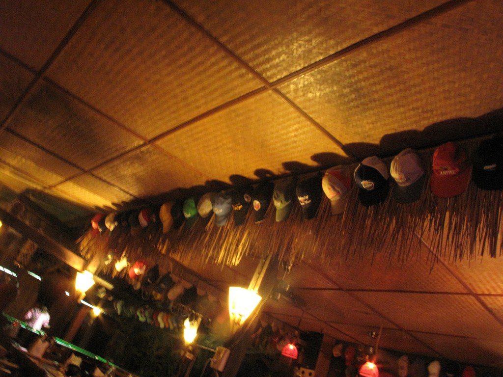 The Beer Hat Collection
