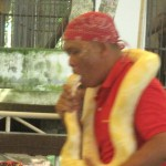 Eating Snakes - Yikes!