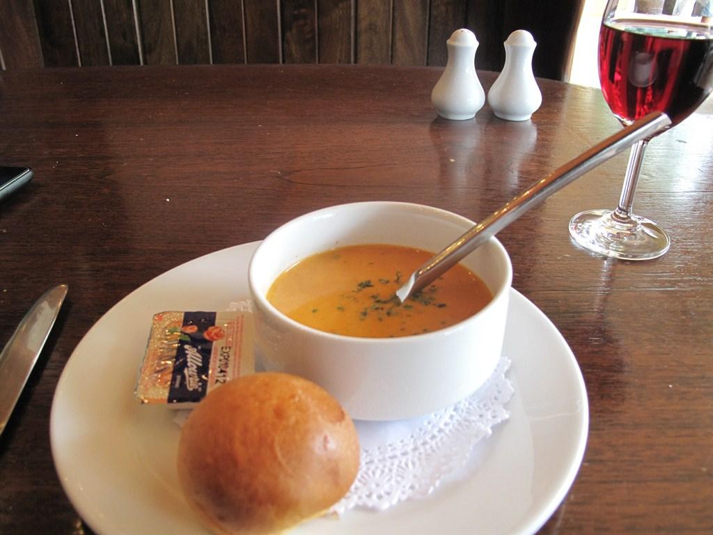 My Tomato Soup Starter...