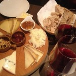 Cheese, Wine and Bread! Perfect combination