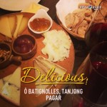 Cheese Night at O'Batignolles