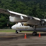 The Plane at Tioman
