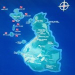 Tioman Island Map