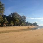 A nice tranquil beach