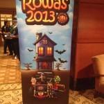 ROWAS 2013