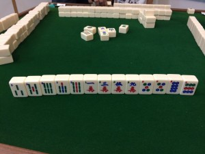 Mar Jongg Game