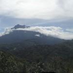 Panoramic View of Mount Kinabulu