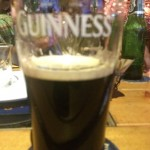 Guinness felt good!
