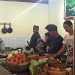 Fab food at Warung Eny's