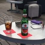 Bintang Beer and Spirit Mix - at the W-Hotel