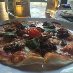Beef Rendang Pizza...yummy!