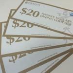 $100 Free Vouchers