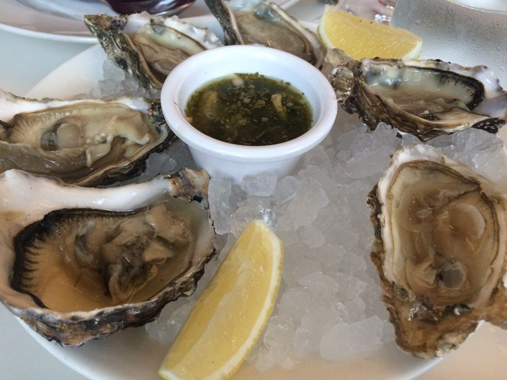 Oysters Delight